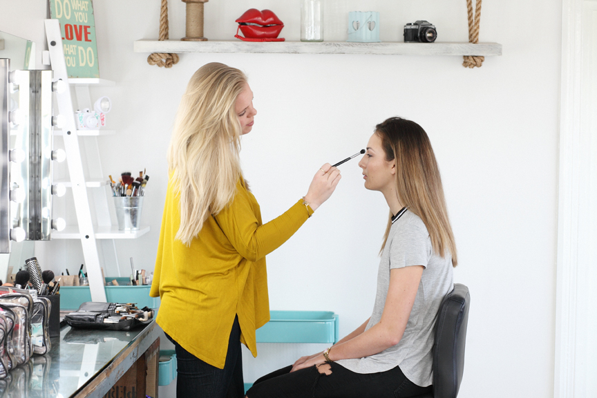 Introduction to Makeup Course Ireland