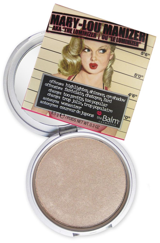 Mary Lou Manizer champagne highlight favourite