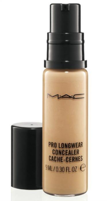MAC Pro Longwear Concealer full coverage favourite