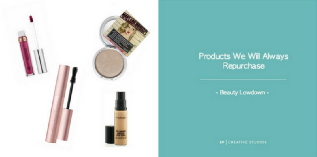 Products we will always repurchase favourites