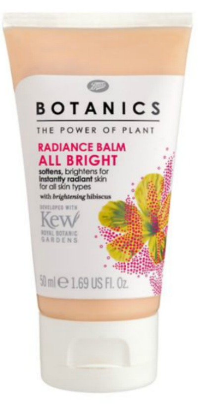 Botanics Radiance Balm Cheap and affordable makeup look