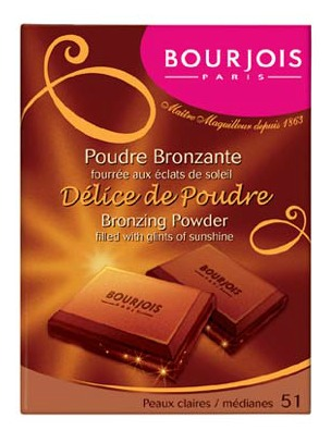 Bourjois Bronzer cheap and affordable makeup look