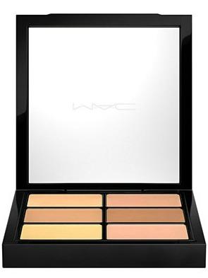 Mac concealor palette, makeup bags