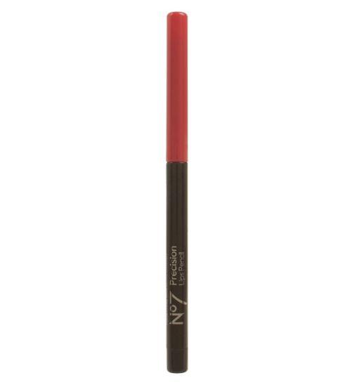 no 7 precision lip pencil, makeup bags