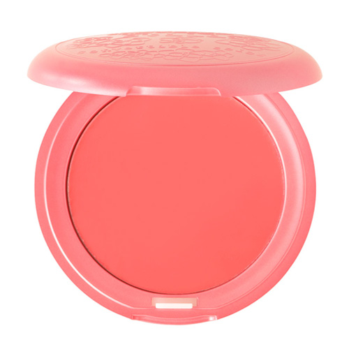 Stila cream blush, makeup bag