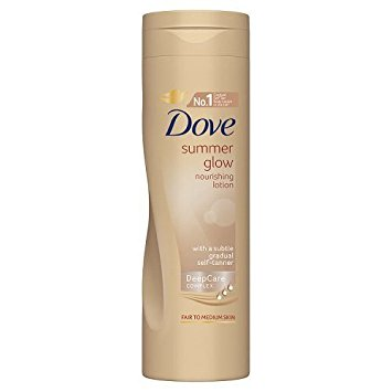 dove self tanner summer glow