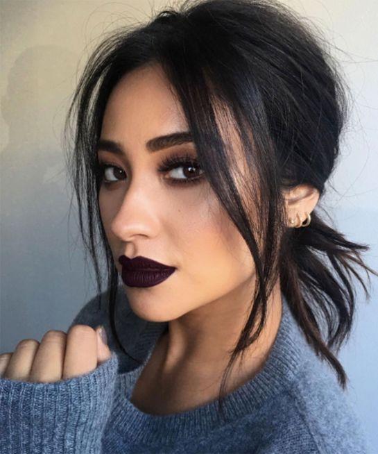 shay vampy makeup