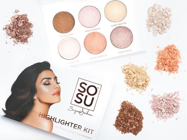 sosu highlighter kit